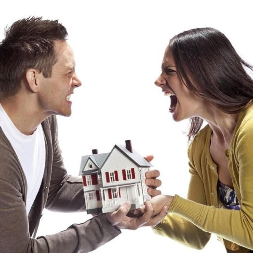 деление имущества после развода